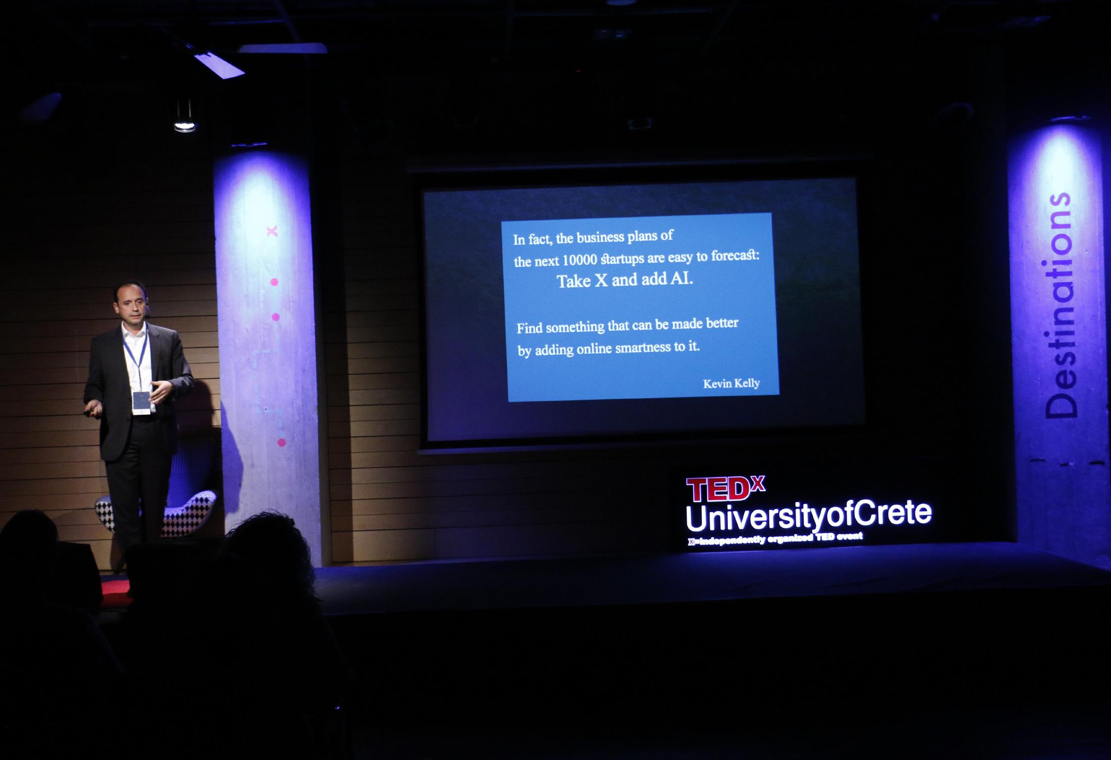 Tedx Κρήτης